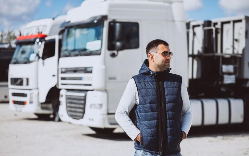 Trucksters startup para camioneros