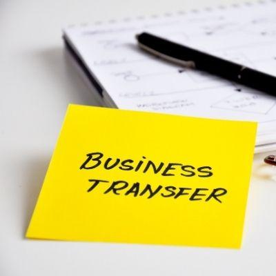 ¿Cómo traspasar un negocio?