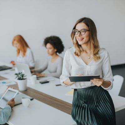 11 mujeres emprendedoras que cambiaron el mundo de los negocios